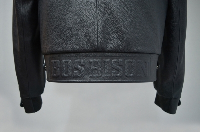 Куртка из кожи оленя